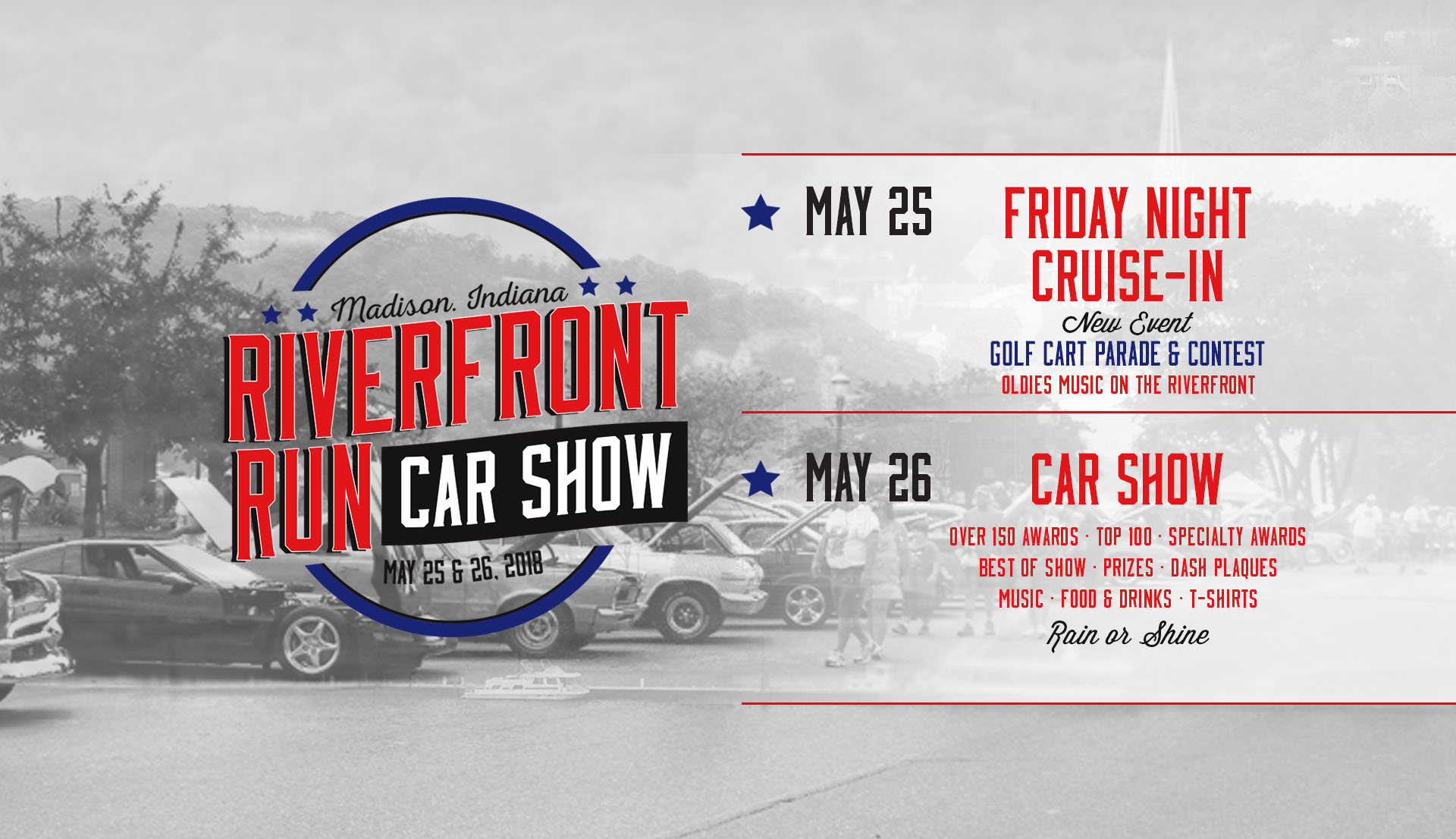 Riverfront Run Car Show